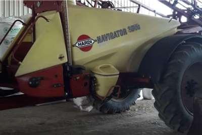 Hardi Trailed sprayers Navigator 3000 Spraying equipment