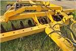 Harrows 28 Disc H/D Hydraulic Offset Harrow CAT