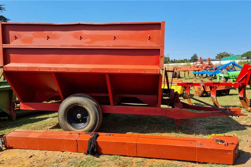 BPI Tapkar Harvesting equipment