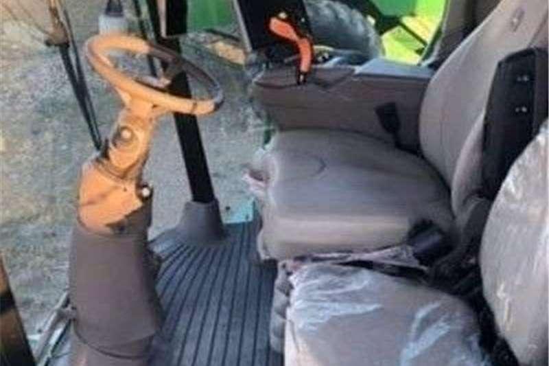 Draper headers John Deere s780 Stroper met tracks Harvesting equipment