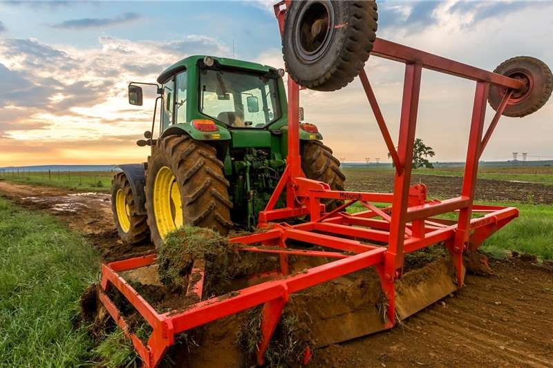 Harvesting equipment Flex headers Padmaker 4m