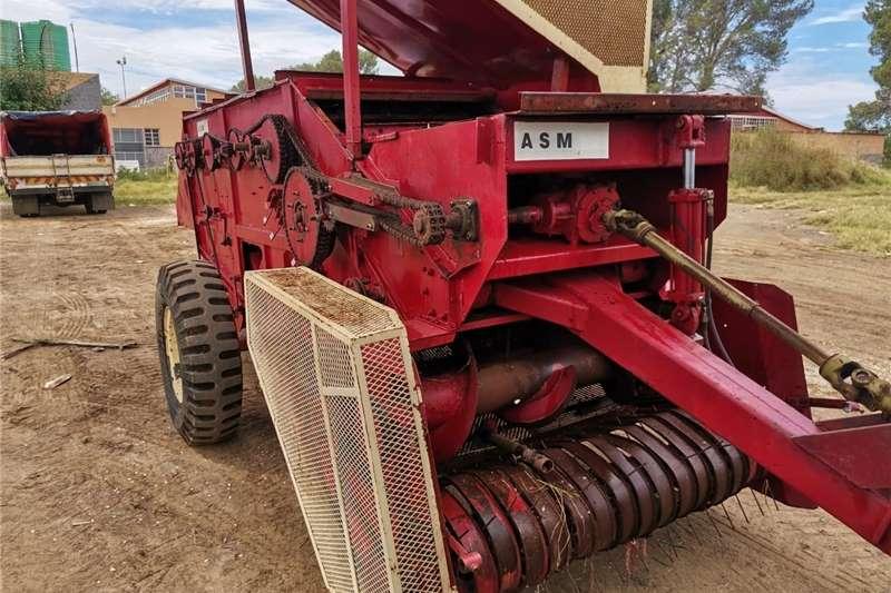 Forage harvesters ASM Gronbone 2 ry Plukker Harvesting equipment