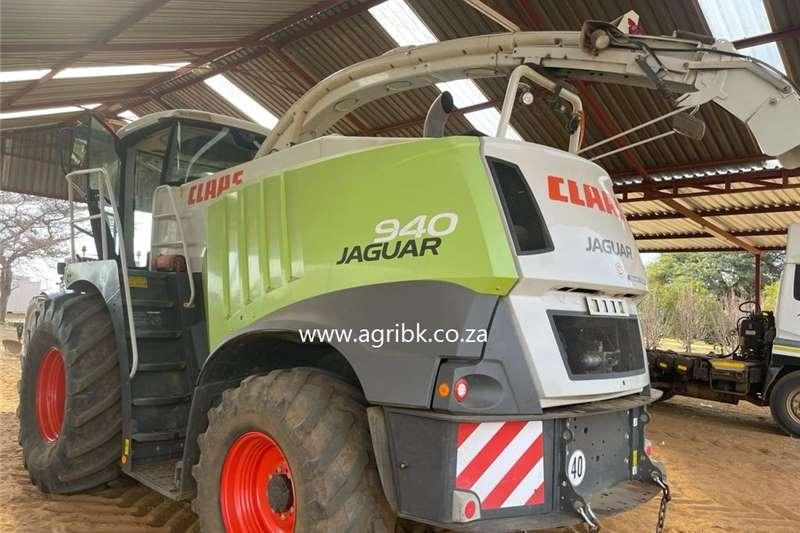 Forage harvesters Claas Jaquar 940 Harvesting equipment