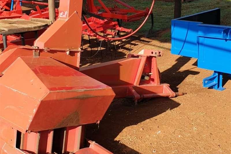 Forage harvesters forage harvester/kuilvoer kerwer Harvesting equipment