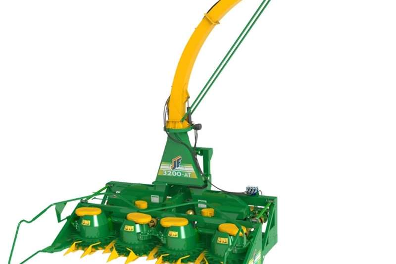 Harvesting equipment Forage harvesters S2342 Green JF 3200 AT Precision Forage Harvester