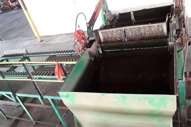 Forage harvesters Uie Sorteerder Aanleg is voledige Harvesting equipment