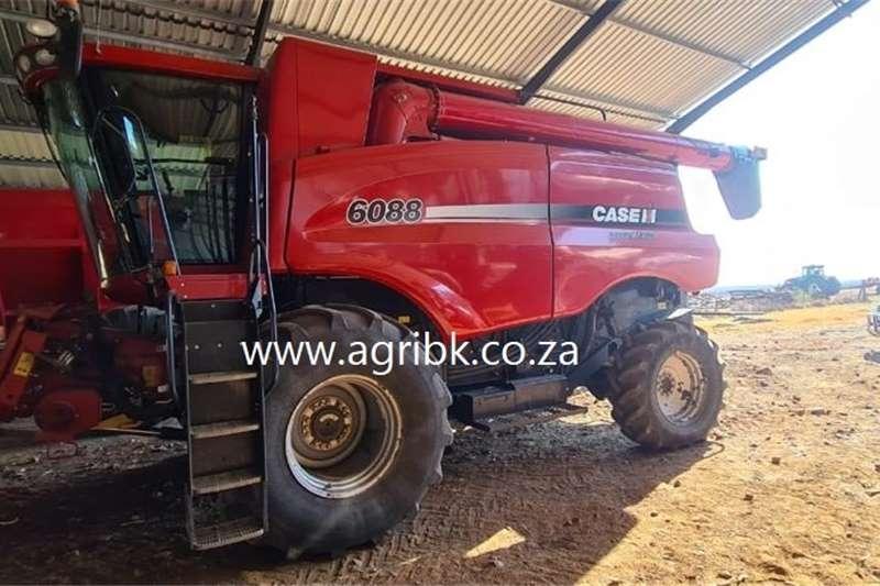 Grain harvesters Case IH 6088 Harvesting equipment