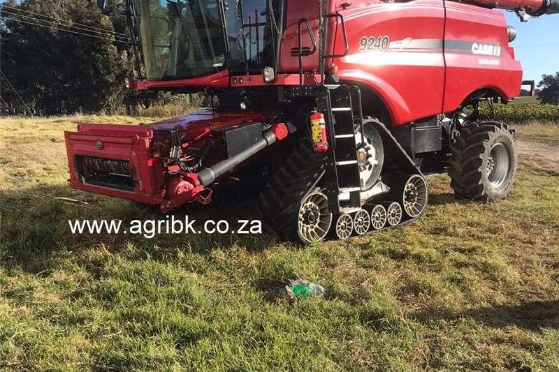 Grain harvesters Case IH 9240 Harvesting equipment