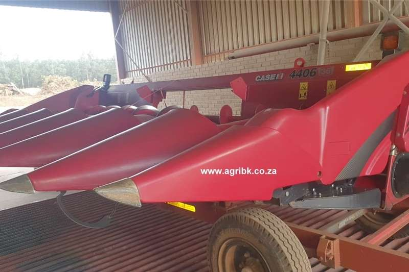 Maize headers Case IH 4406 Harvesting equipment