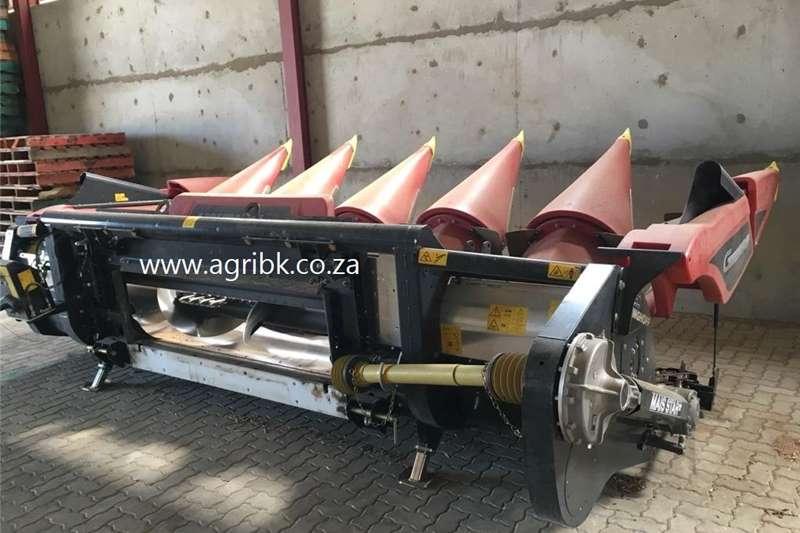 Maize headers Geringhoff MS 600 Harvesting equipment