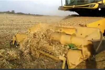 Pick-Up headers Bison Bone Stroper Pick Up Bean Harvester Pick Up Harvesting equipment