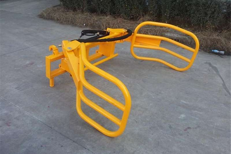 Harvesting equipment Pick-Up headers We have different types of log grabs that we impor