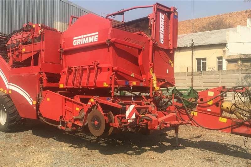 Potato harvesters Grimme SE 170 60 Potato harvester Harvesting equipment