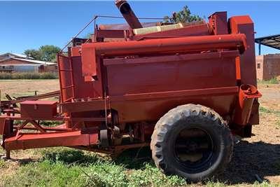 Slattery MK 2 Stroper Harvesting equipment