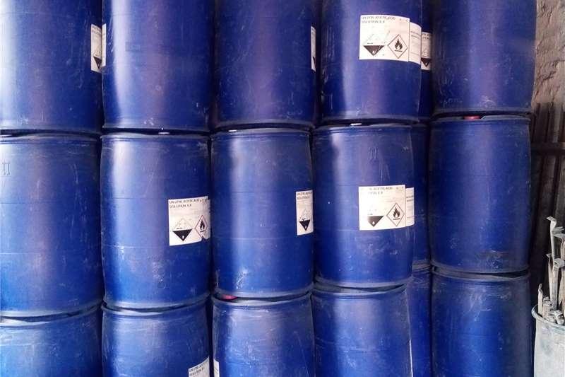 Sunflower headers Blue pack plastic drums Harvesting equipment