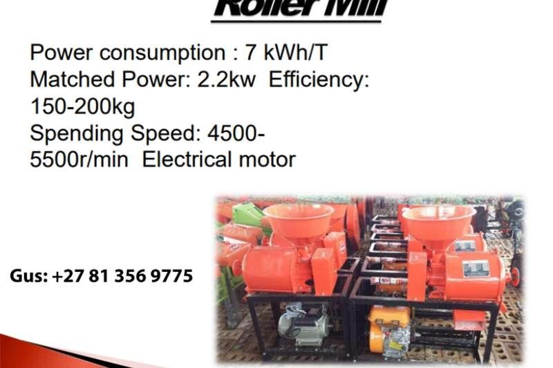 Threshers # Roller Mill Harvesting equipment