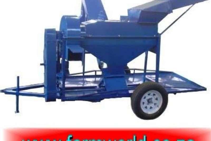 Harvesting equipment Threshers S633 Blue Hippo Maize Thresher PTO Driven / Mielie