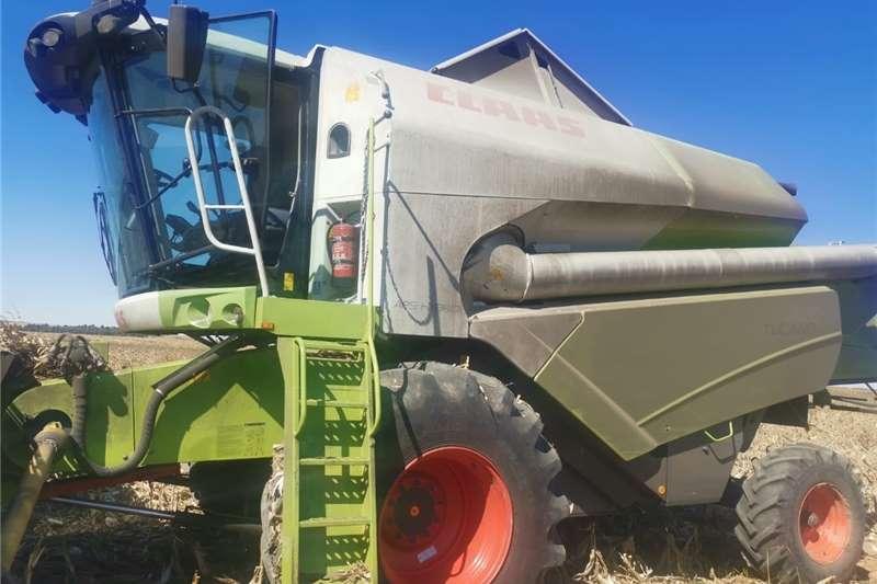Wheat headers Claas Tucano470 Hybrid  Stroper.Drom +Router Harvesting equipment