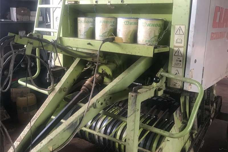 Hay and forage Balers Baler Claas Rollant 46