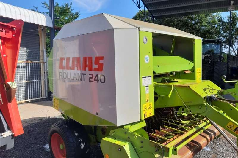 Hay and forage Balers Claas Rollant 240 Baler