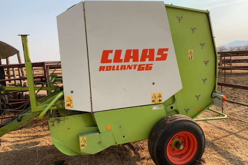 Hay and forage Balers Claas Rollant 66