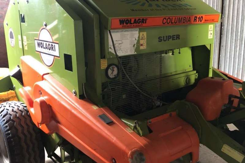 Hay and forage Balers