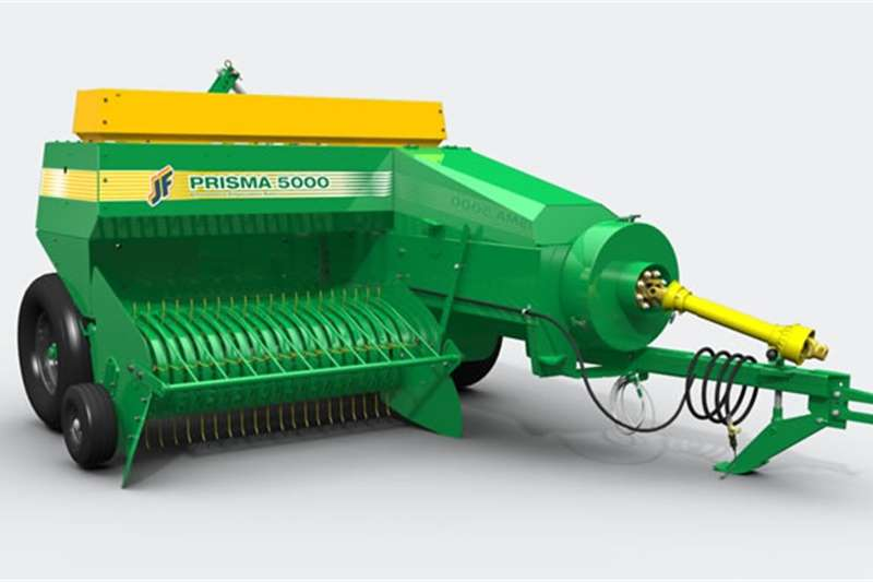 Hay and forage Balers S2337 JF Prisma 5000 Square Baler New Implement