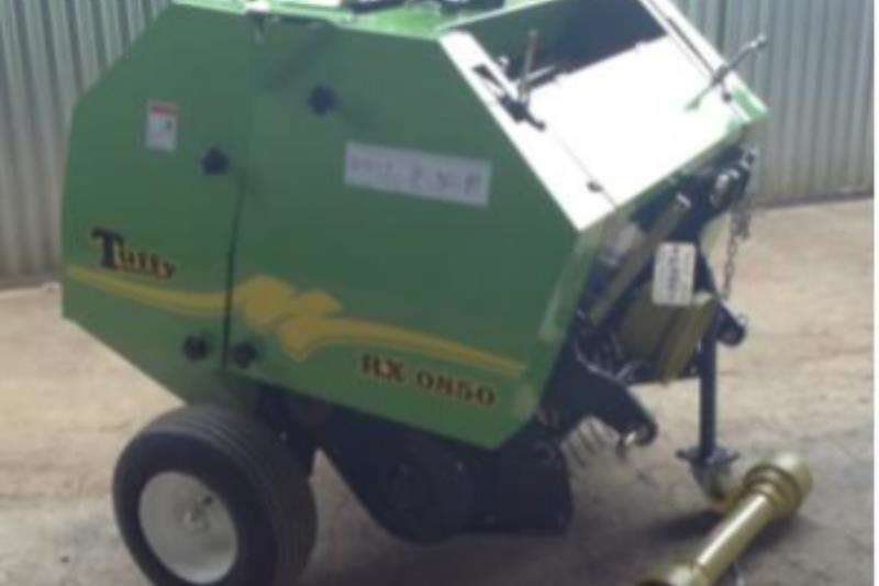 Hay and Forage Balers Tuffy Round Balers