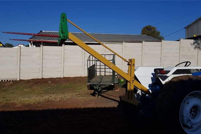 Hay and forage Other hay and forage Falcon High Baler Lift For Sale