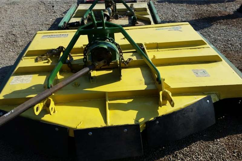 Slashers Falcon 2m Slasher / Bossiekapper Pre Owned Impleme Hay and forage