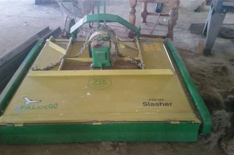 Hay and forage Slashers Falcon slasher for sale