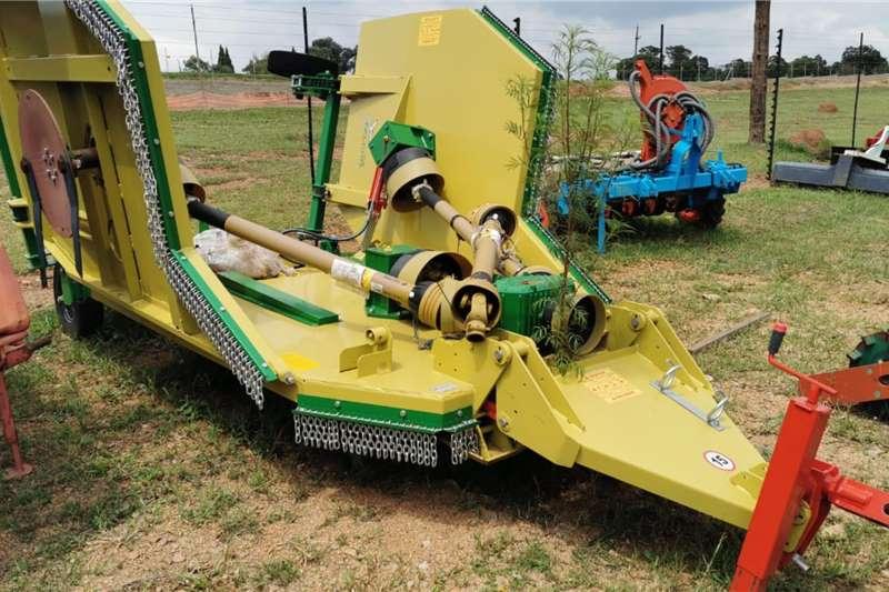 Hay and forage Slashers New Falcon F60/450 Slasher