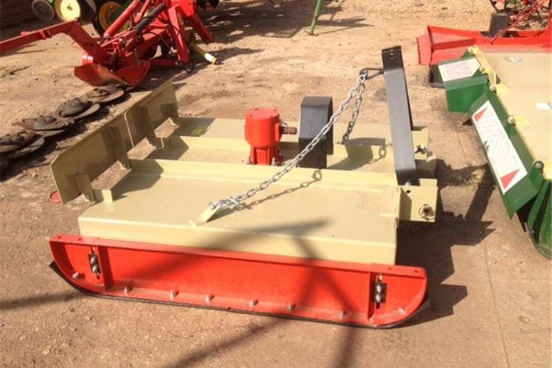 Hay and forage Slashers Red Verrigter 1.3m Slasher / 1.3m Bossiekapper New