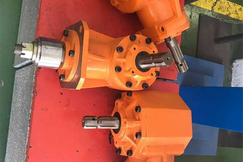Hay and forage Slashers Slasher Gearboxes