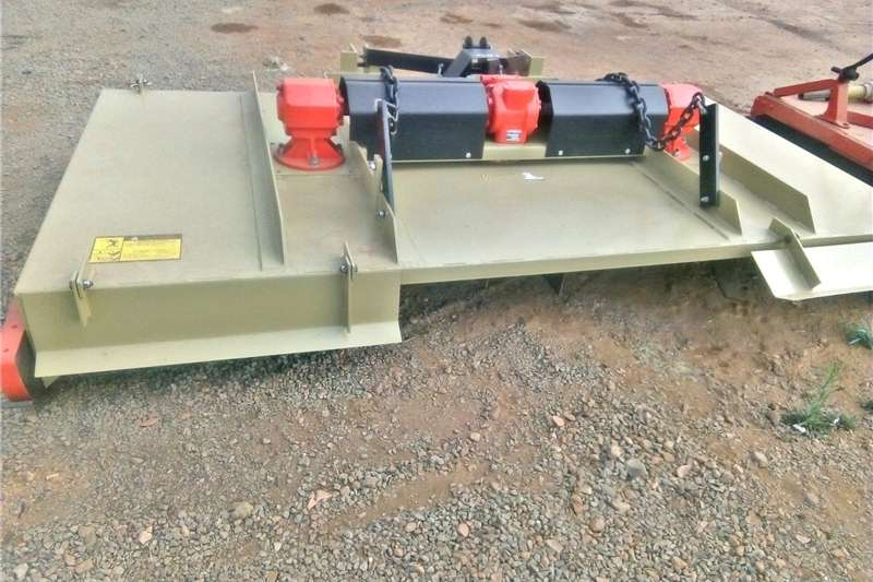 Hay and forage Slashers Verrigter 3m Slasher New Implement