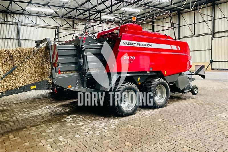 Bale handlers Model Massey Ferguson 2170 for sale Haymaking and silage