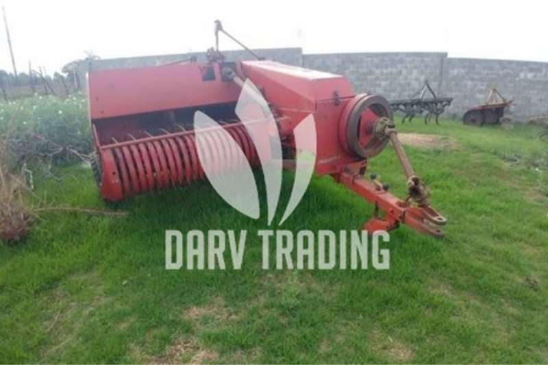 Bale handlers Welger Square Baler Haymaking and silage