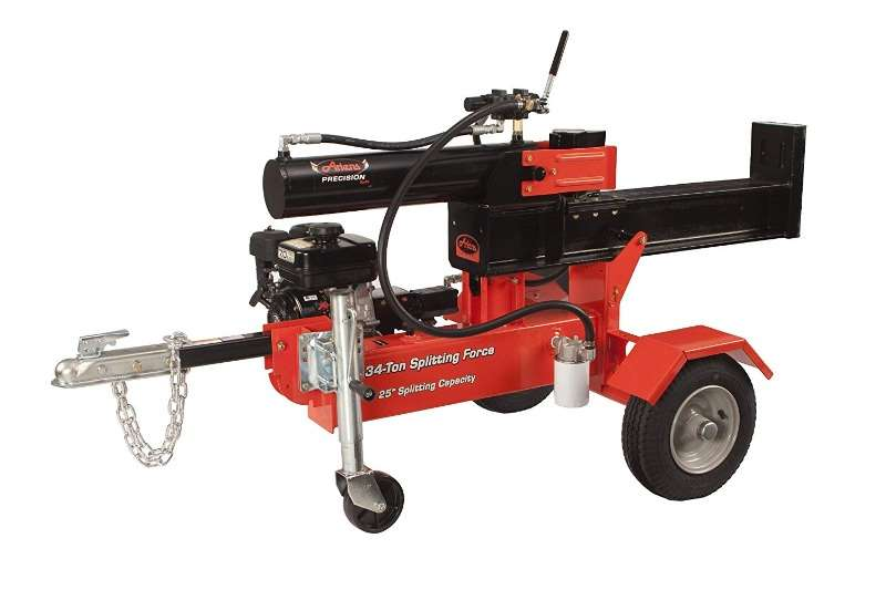 Haymaking and silage Bale shredders Ariens 34 Ton Log Splitter 2019