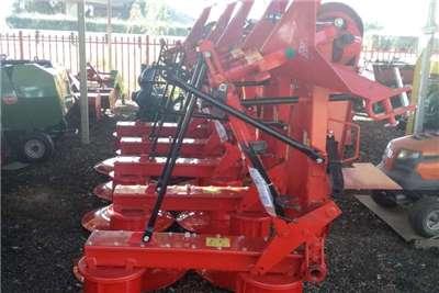 Bale shredders Nuwe Drom snyers Haymaking and silage
