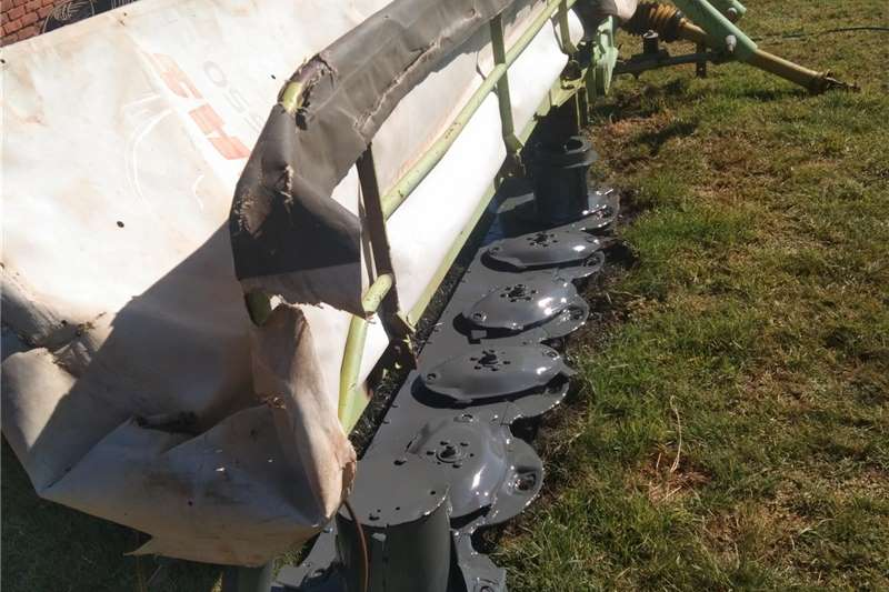 Disc mowers Claas disco 2650 mower Haymaking and silage