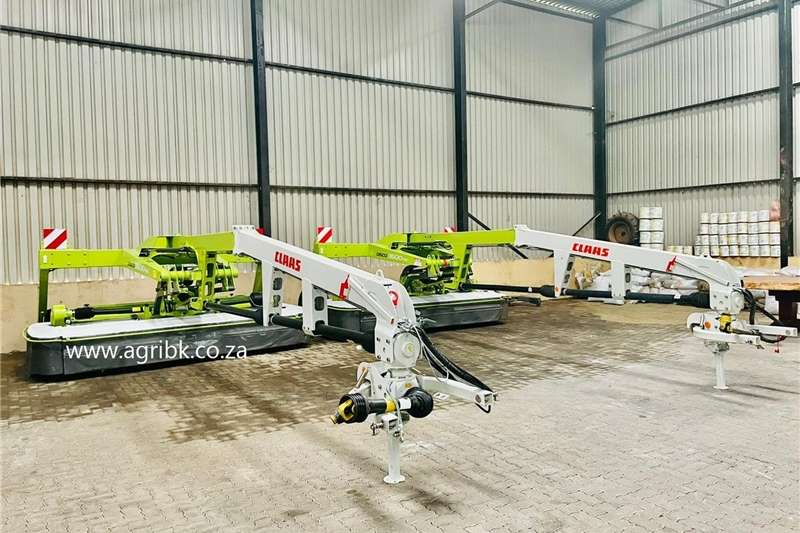 Disc mowers Claas Disco 3600 TRC Haymaking and silage