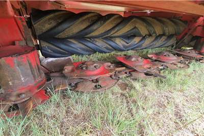Disc mowers Kongskilde JF Stoll GX 2402 Haymaking and silage