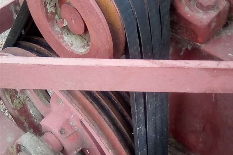 Hammer mills Hammer mill / Hammermeule Haymaking and silage