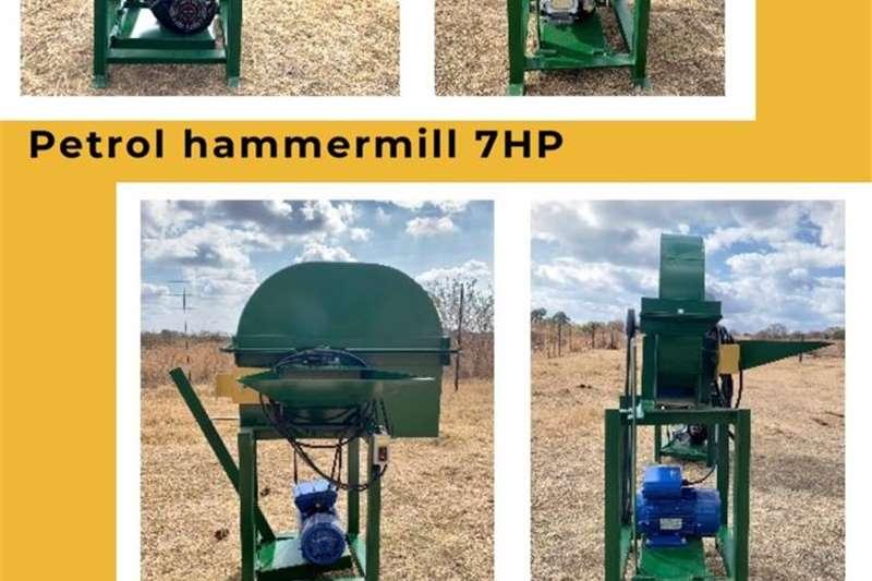 Hammer mills Hammermils Haymaking and silage