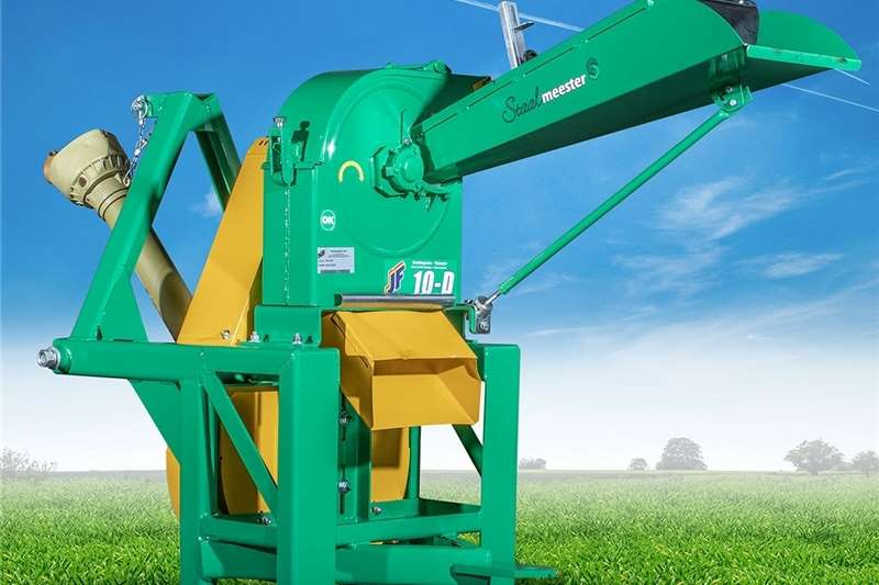 Haymaking and silage Hammer mills New JF 10D Hammermills
