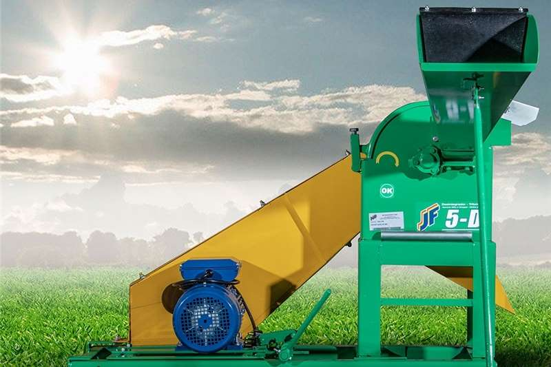 Haymaking and silage Hammer mills New JF 5D Electric Hammermills
