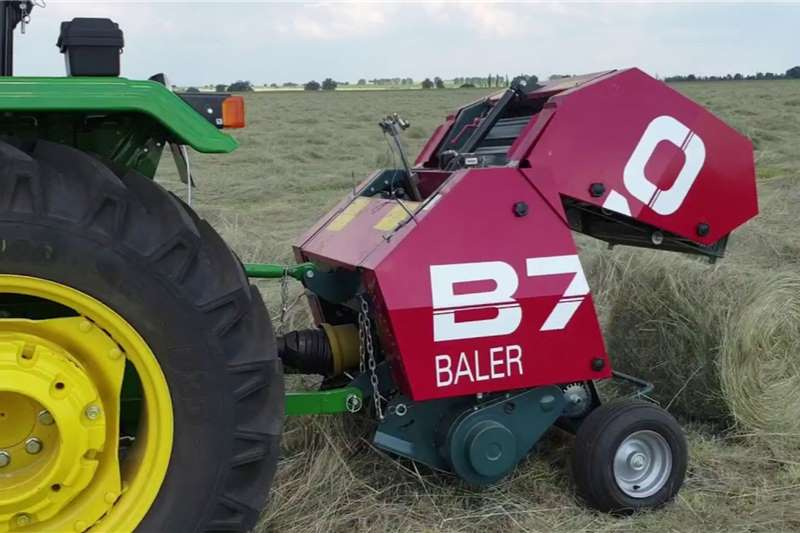 New Haymaking combo's 3 in 1 Haymaking and silage