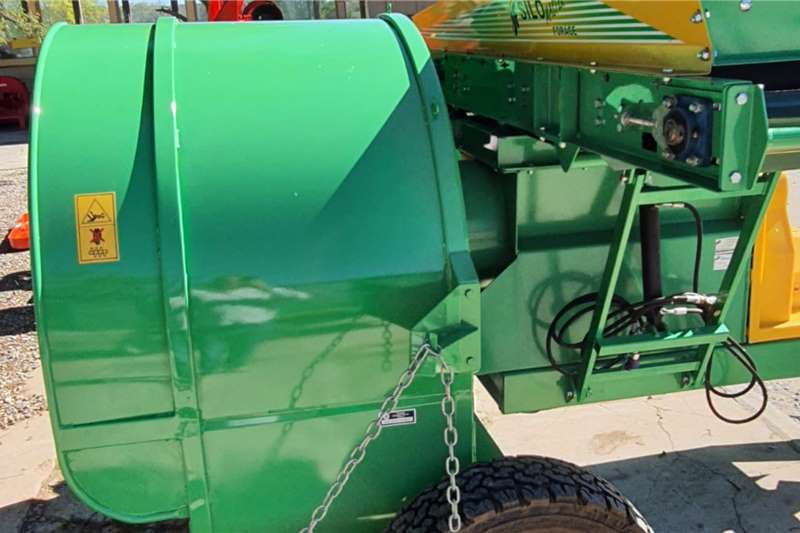 New JF Silage baggers Haymaking and silage