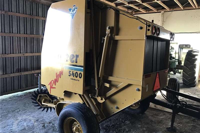 Round balers 5400 Premium baler Haymaking and silage