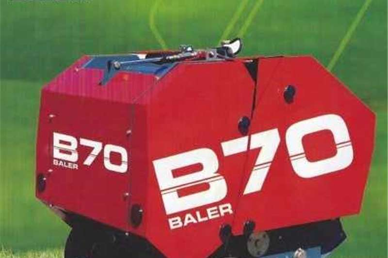 Round balers B70 Round Balers. Haymaking and silage